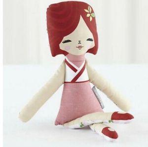 Suzy Ultman Land of Nod Doll